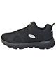- کفش مخصوص پیاده روی زنانه کد D-M - مشکی - چرم مصنوعی - پارچه