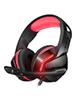 PHOINIKAS هدست گیمینگ مدل H3 رنگ قرمز