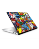 - استیکر لپ تاپ طرح اسیدی کارتونی مدل TIE306 برای لپ تاپ 15.6 اینچ