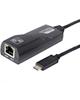 Non -Brand مبدل USB-C به Ethernet مدل AY25 - یو اس بی به اترنت
