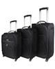 لوازم سفر- مجموعه سه عددی چمدان مدل  1-7356.3