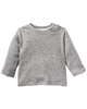 lupilu تیشرت نوزاد کد VE029-1 - طوسی - آستین بلند
