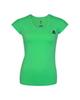 - تیشرت ورزشی زنانه مدل ADgrw50 - سبز روشن