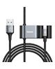 Baseus کابل تبدیل USB به لایتنینگ مدل CALHZ-01 طول 1.5 متر