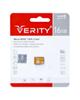 VERITY رم میکرو 16GB - U106 U1 95MB/s بدون خشاب