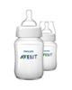 AVENT شیشه شیر مدل scf/564497 ظرفیت 260 میلی لیتر بسته 2 عددی