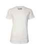 campri تیشرت ورزشی زنانه مدل 402036W -سفید ساده - پلی استر - آستینکوتاه