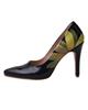 - کفش زنانه مدل 109  - مشکی - پاشنه بلند - مجلسی