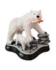 لیلپار مجسمه مدل خرس DGA-2057 به همراه هدیه جاکلیدی قیچی