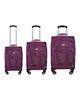 لوازم سفر- مجموعه سه عددی چمدان کدA1034