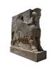 تندیس و پیکره شهریار مجسمه مدل دروازه ملل کد FG710