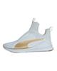 Puma کفش مخصوص پیاده روی زنانه مدل 18919201 کد 2050 - سفید طلایی