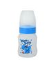 لوازم نوزاد شیشه شیر مینا بیبی مدل B1 ظرفیت 90 میلی لیتر