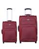 لوازم سفر- مجموعه دو عددی چمدان کدA1037