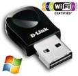 مبدل شبکه Wireless USB Adabter D-link DWA-131 300N